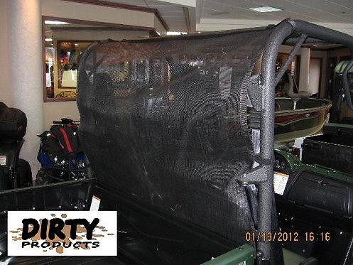 Yamaha Rhino rear windscreens