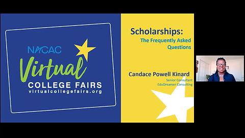 Scholarships: FAQs