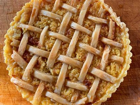 Tangy Pineapple Tart