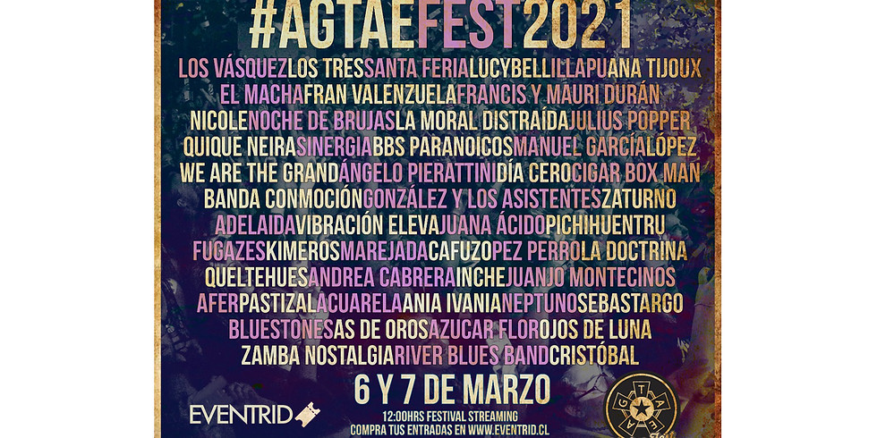 #AGTAEfest 2021