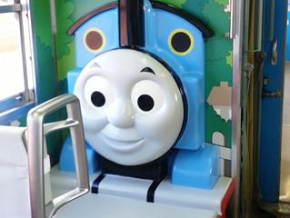 トーマス電車!
