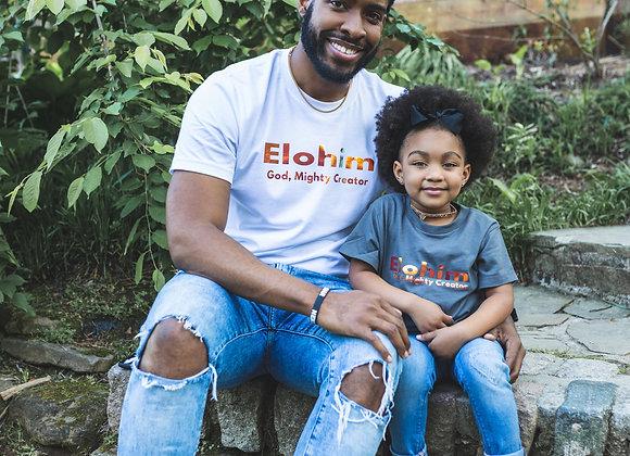Elohim - White
