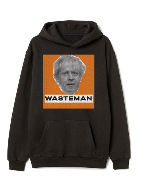 From The Market Project: Boris Is A Wasteman - Hoodie