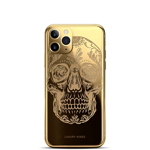 Limited Skeleton Edition iPhone