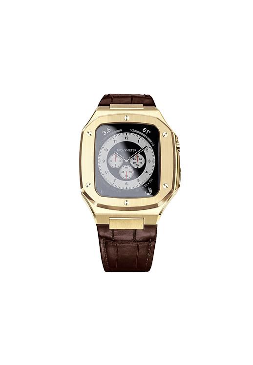 24k Gold Apple Watch Case - 44 LK