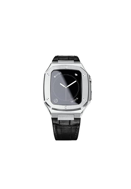 Platinum Apple Watch Case - 40 LK