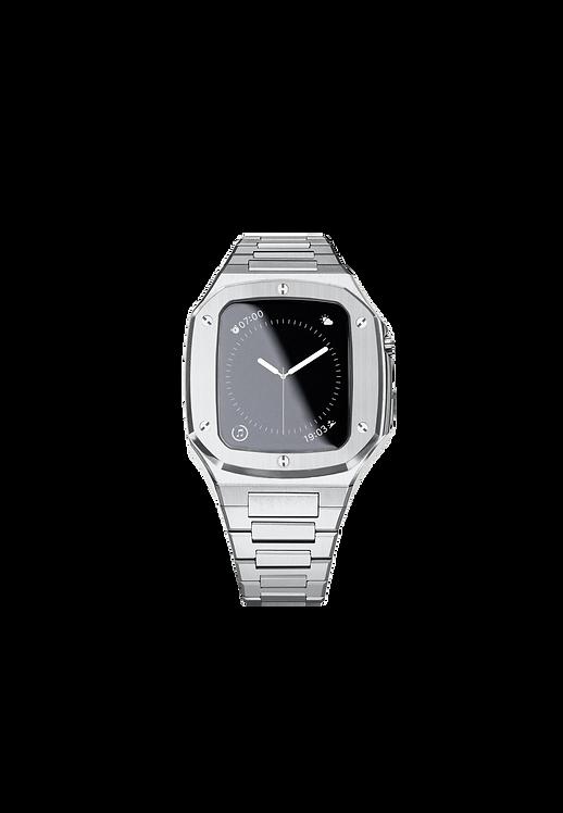 MS40 - Apple Watch Case - SILVER