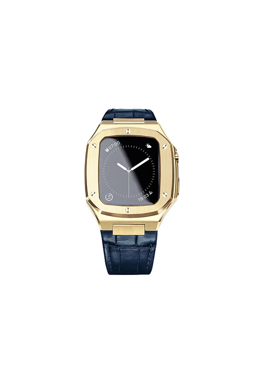 24K Gold Apple Watch Case - 40 LK