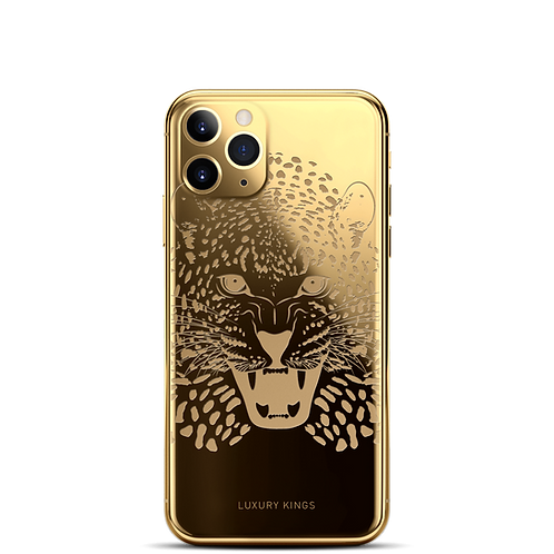 Limited Leopard Edition iPhone