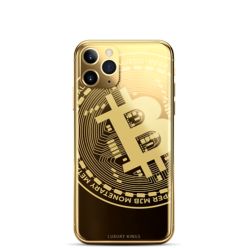 Limited Bitcoin Edition iPhone