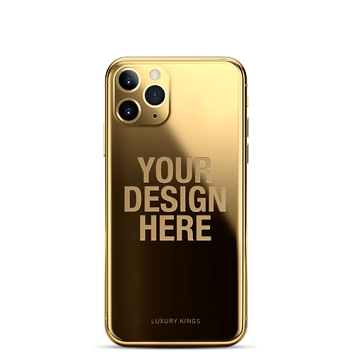 Pure 24 Karat Gold Edition iPhone