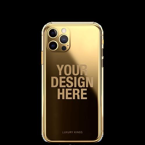 Pure 24 Karat Gold iPhone
