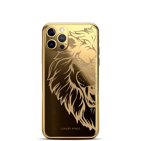 Limited Lion Edition iPhone