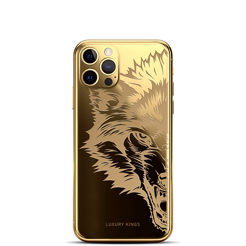 Limited Wolf Edition iPhone