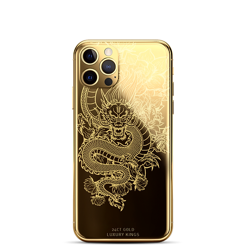 Limited Dragon Edition iPhone