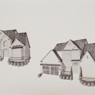 Blind Houses Black
