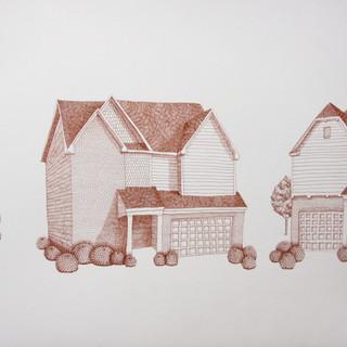 Blind Houses Brown