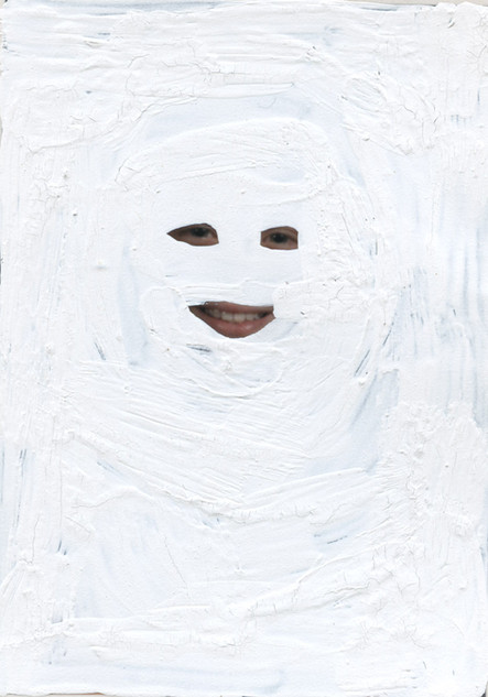 Whiteout No. 5