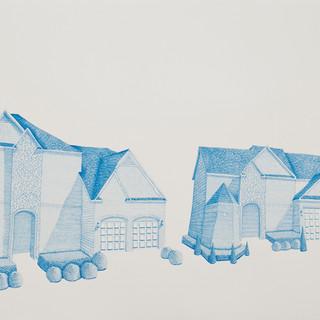 Blind Houses Blue