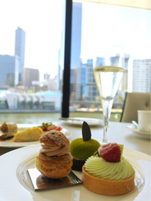 Afternoon Tea at The Conservatory at Crown