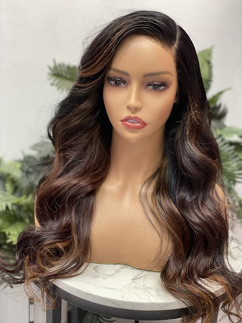 Dallas - 24 inch Cambodian Wave Wig