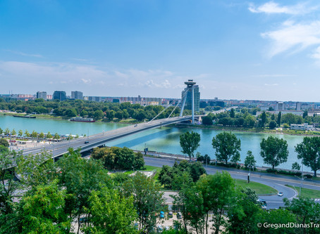 The 25 years old capital – A travel guide to Bratislava