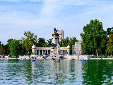 9amazing places to visit in Madrid