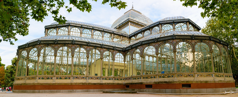 Crystal Palace Madrid, Madrid things to visit