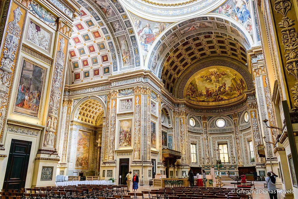 Basilica of Sant´Andrea