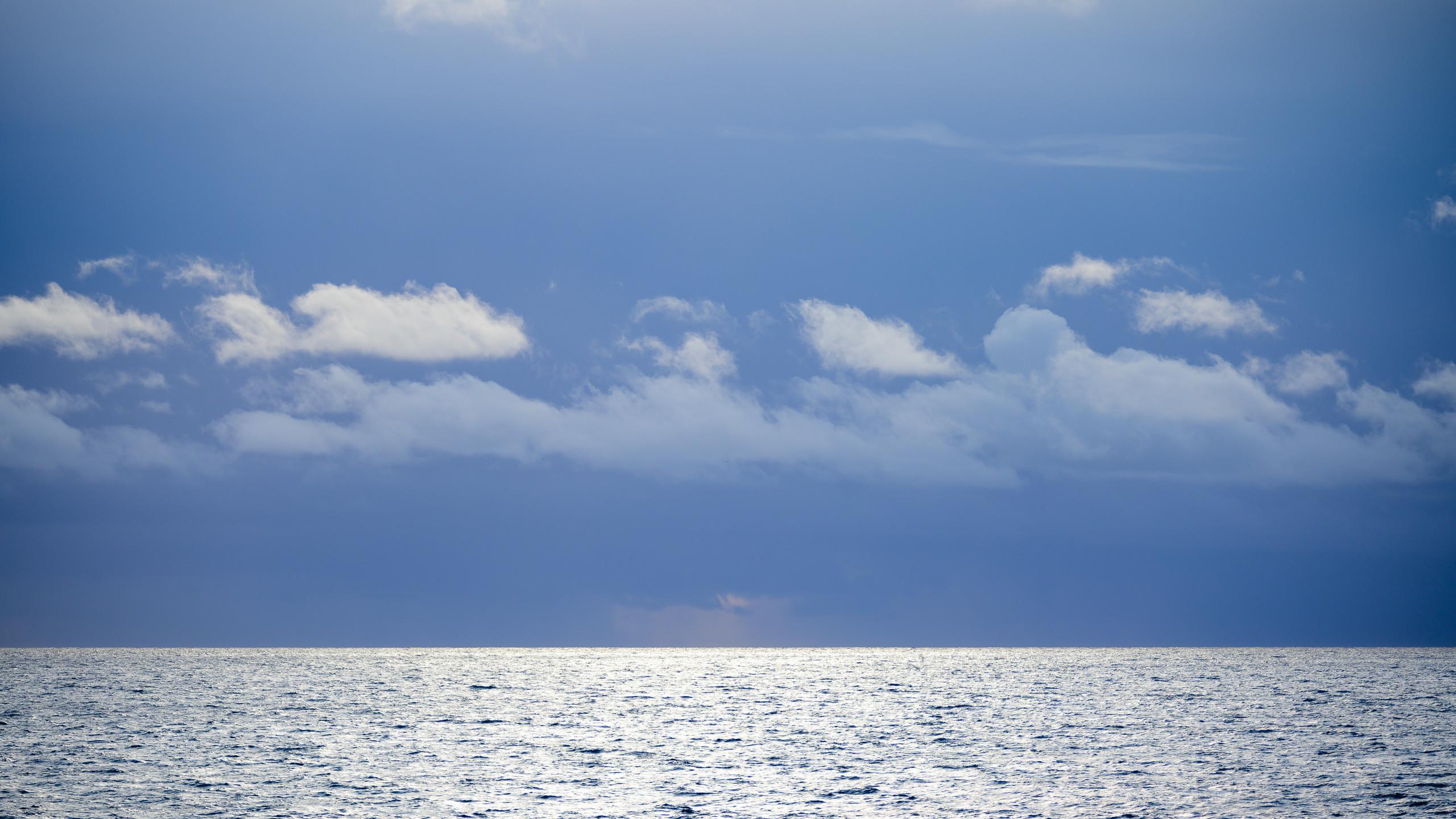Skagerrak strait between Denmark and Norway