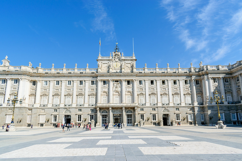 Royal Palace of Madrid, Madrid Spain, Things to visit in Madrid, Madrid travel guide