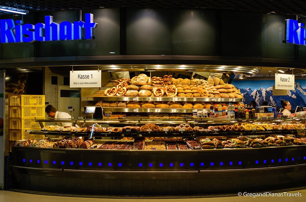 Rischart Bakery in Munich, Munich Germany, Travel blog