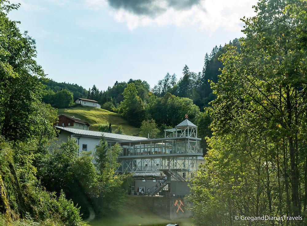 Salzburg Austria, Travel blog, Travel photography, Salzwelten, Salzwelten Hallein