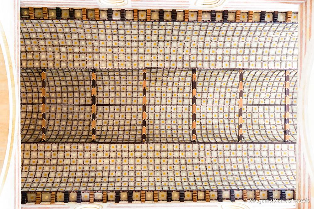 Ceiling of Basilica of San Zeno Maggiore