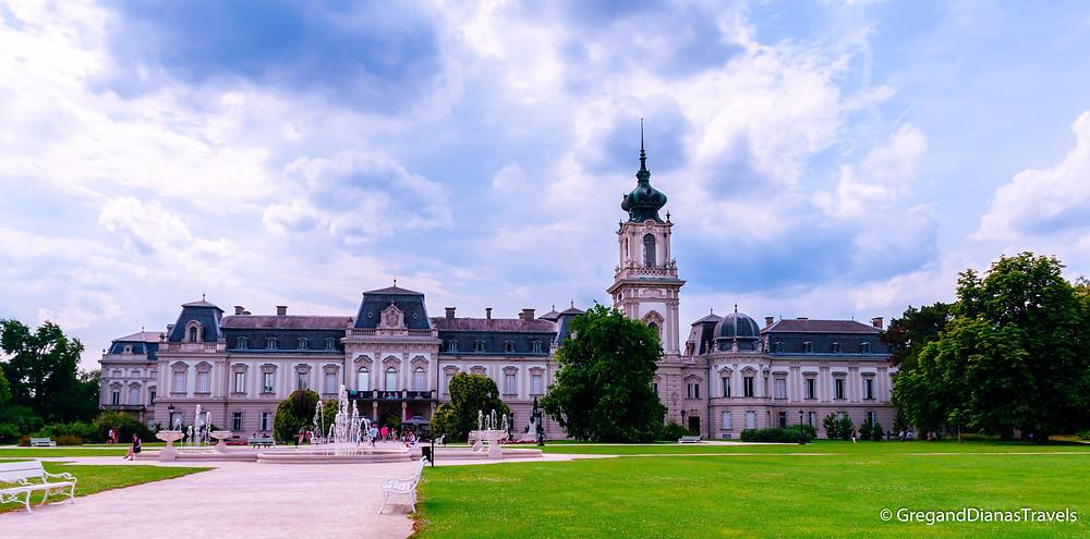 Festetics Castle, Balaton Hungary, Keszthely Hungary, Travel photography, Travelblog, Travelblogger