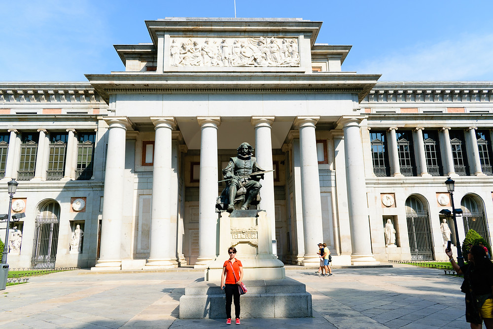 Prado Museum Madrid, Madrid travel guide, things to visit in Madrid