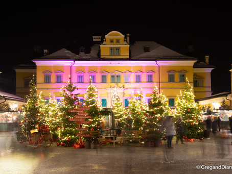 The magical Christmas Fair in Hellbrunn