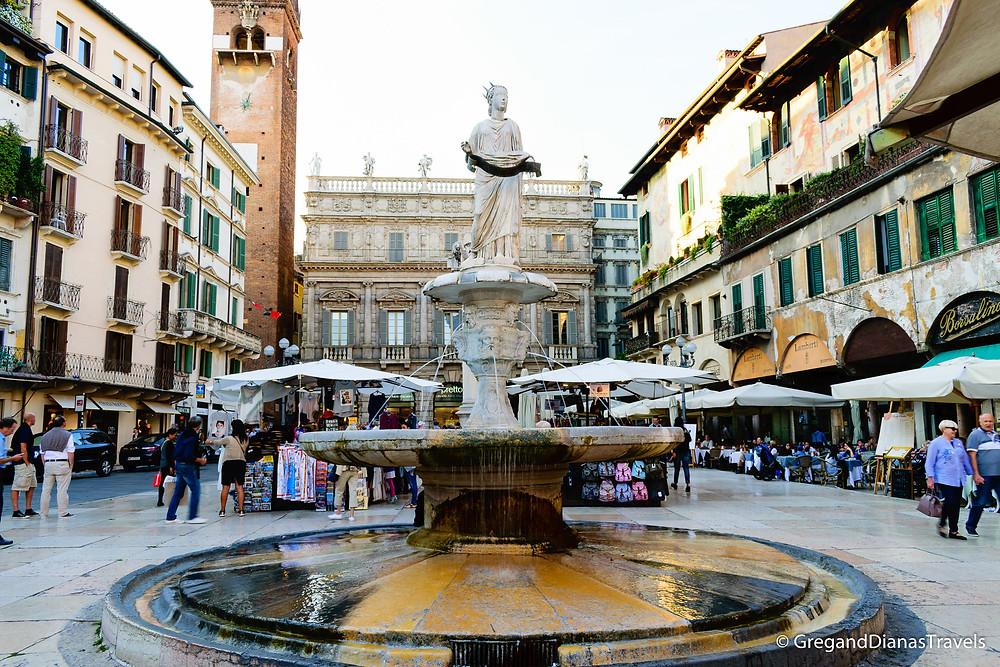 Madonna Verona and Casa Mazzanti