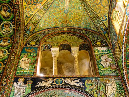 Ravenna - the city of mosaics