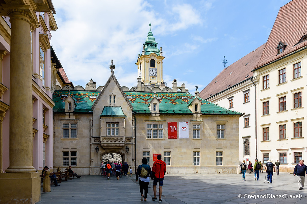 Bratislava City Museum, Bratislava Slovakia, Travel blog