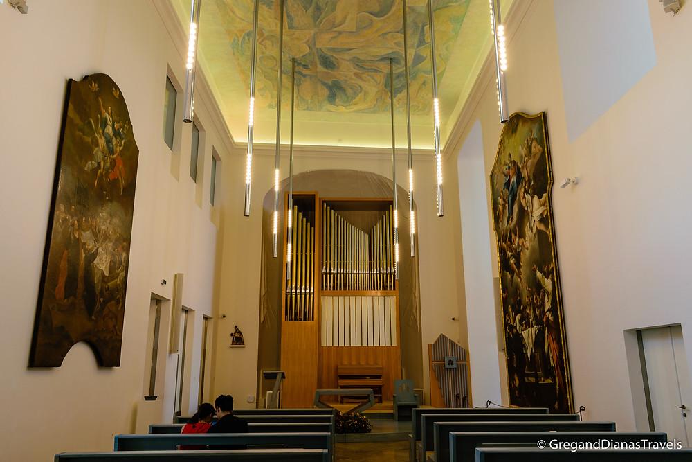 Music Hall in Bratislava Castle, Bratislava Castle, Bratislava Slovakia, Travel blog