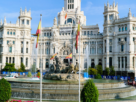 How we visited Madrid in two days