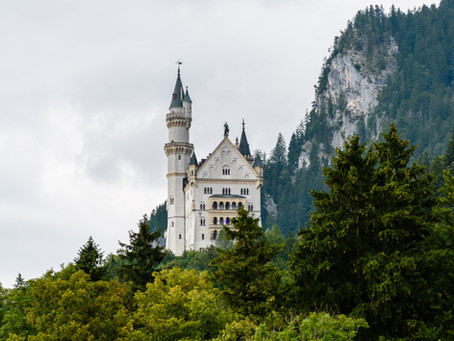 Neuschwanstein Castle - Dream vs Reality