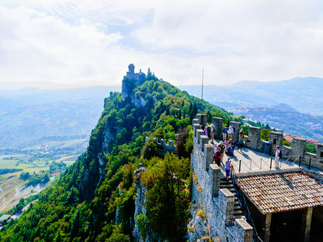 San Marino - The Hilltop State
