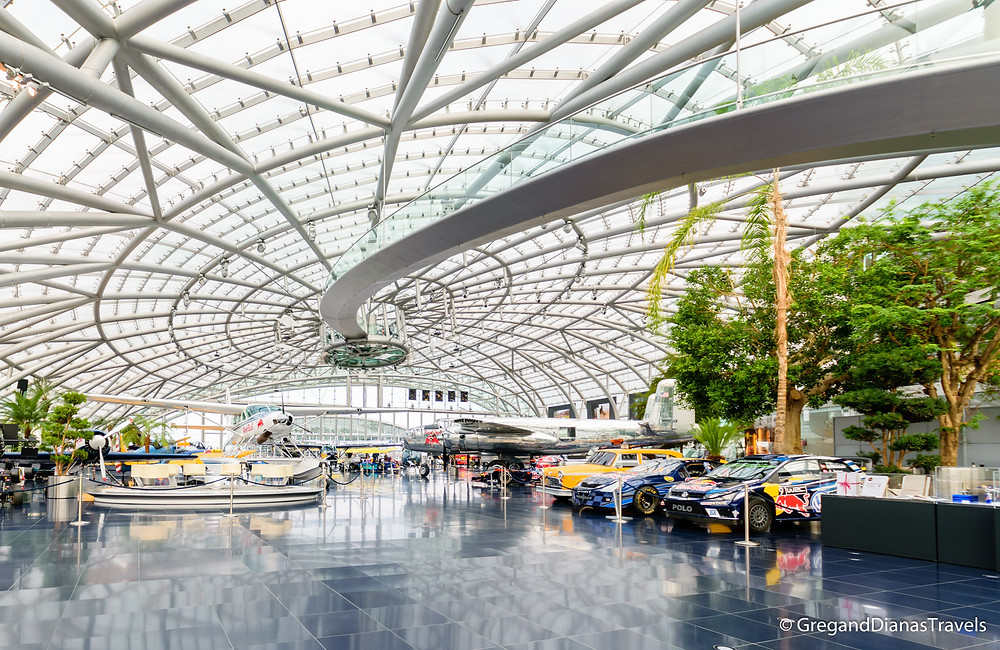 Hangar-7, Salzburg Austria, Travel blog, Travel photography, Red Bull Salzburg