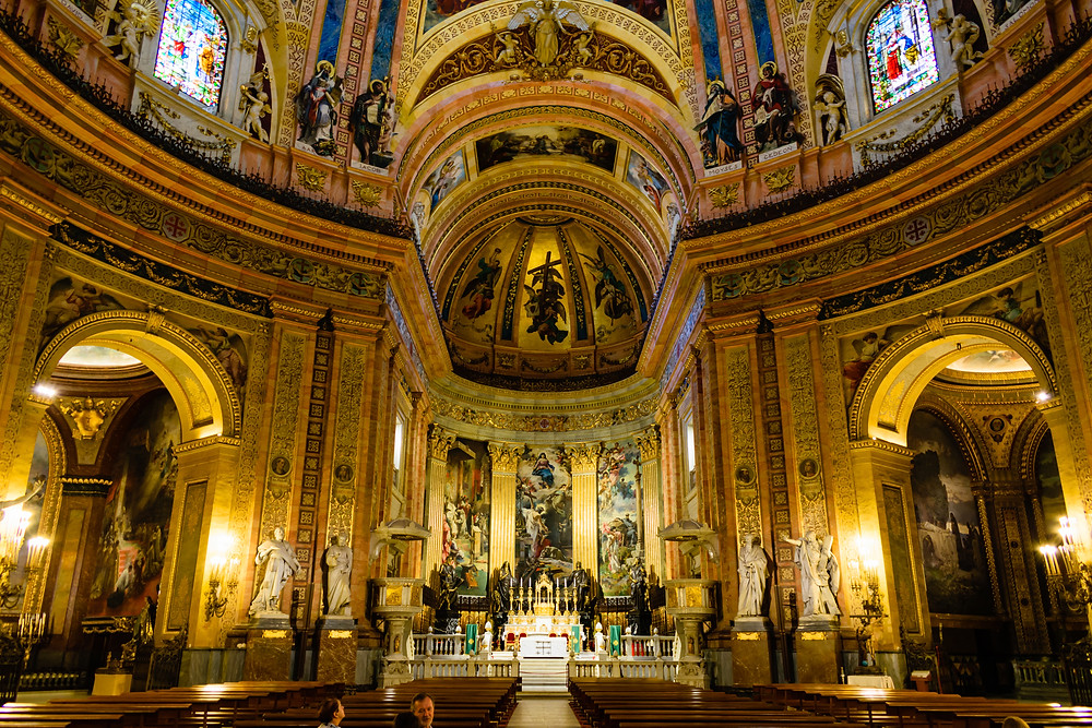 Royal Basilica of San Francisco El Grande, things to visit in Madrid, Madrid travel guide