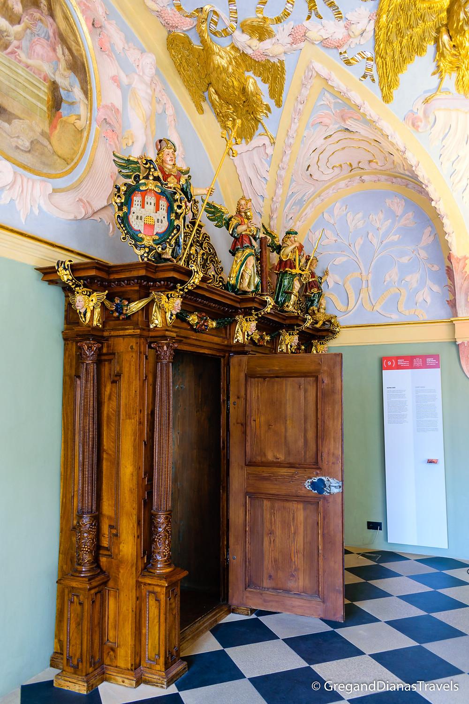 Bratislava City Museum Interior, Bratislava Slovakia, Travel blog