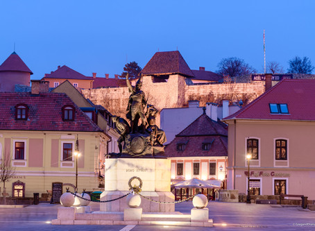 How we spent a weekend in Eger