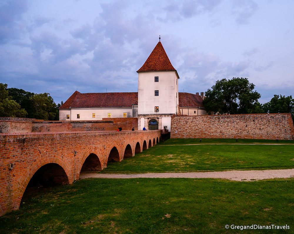 Sárvár Nádasdy Castle, Sarvar Hungary, travel hungary, travelblog