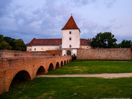 Discovering the Nádasdy Castle in Sárvár